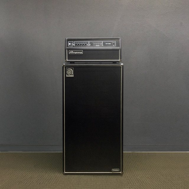 Ampeg SVT-350 with Classic 8x10 cabinet